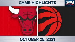 Highlights: Bulls 111, Raptors 108