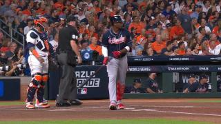 How Braves were able to strike early and hold on in Game 1 of World Series