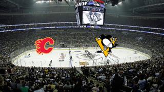 Calgary @ Pittsburgh
