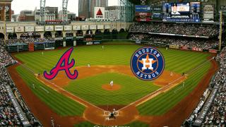 World Series: Atlanta @ Houston - Game #2
