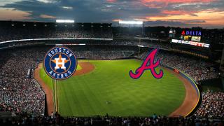 World Series: Houston @ Atlanta - Game #4